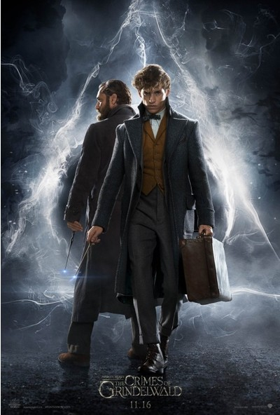 Fantastic Beasts The Crimes of Grindelwald (2018) 50 x 70 Poster