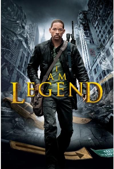 I Am Legend (2007) 50 x 70 Poster