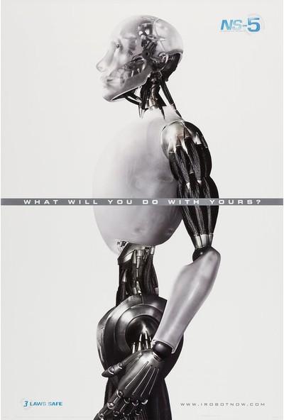 I Robot (2004) 50 x 70 Poster
