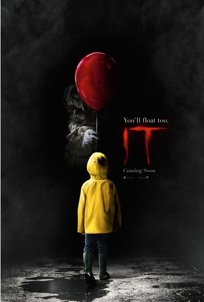 It (2017) 50 x 70 Poster