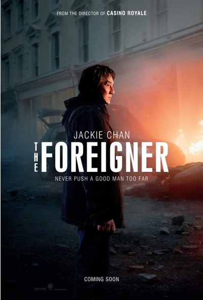 The Foreigner (2017) 50 x 70 Poster