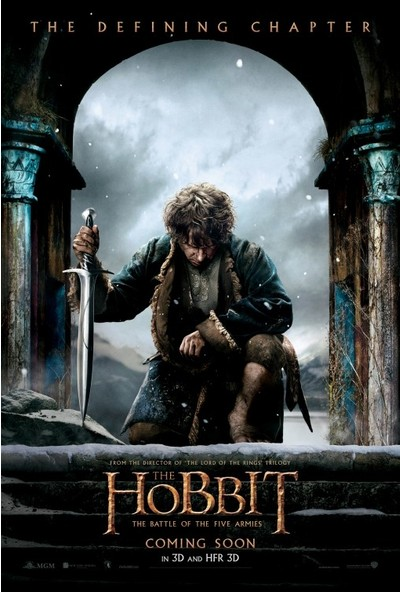 The Hobbit The Battle of the Five Armies (2014) 50 x 70 Poster