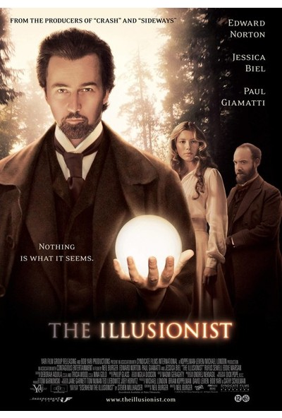 The Illusionist (2006) 50 x 70 Poster