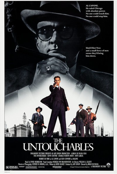 The Untouchables (1987) 50 x 70 Poster