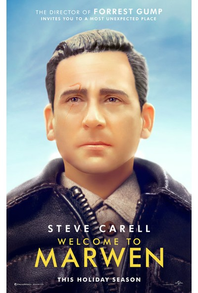 Welcome to Marwen (2018) 50 x 70 Poster