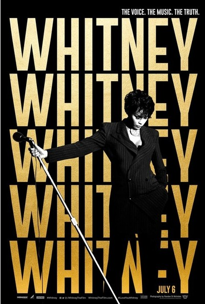 Whitney (2018) 50 x 70 Poster