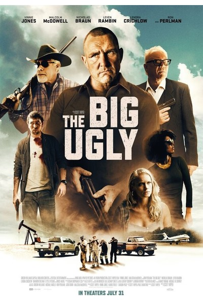 The Big Ugly (2020) 50 x 70 Poster