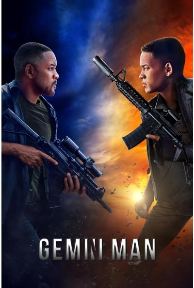 Gemini Man (2019) 35 x 50 Poster