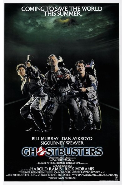 Ghostbusters (1984) 35 x 50 Poster