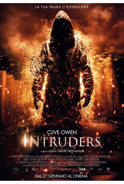Intruders (2011) 35 x 50 Poster