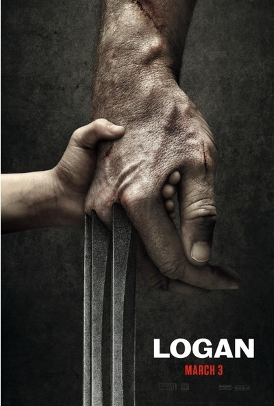 Logan (2017) 35 x 50 Poster