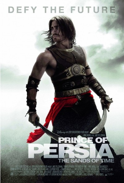 Prince of Persia The Sands of Time (2010) 35 x 50 Poster