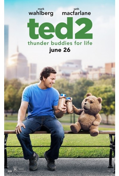 Ted 2 (2015) 35 x 50 Poster