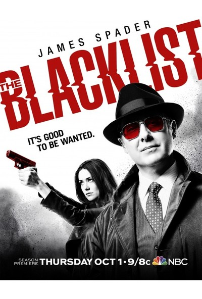 The Blacklist (tv) 35 x 50 Poster