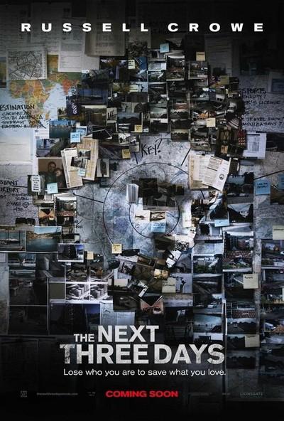 The Next Three Days (2010) 35 x 50 Poster