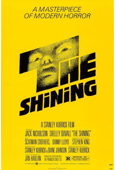 The Shining (1980) 35 x 50 Poster