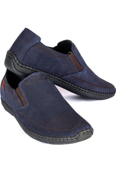 Bay Pablo F37 Lacivert Erkek Ayakkabı