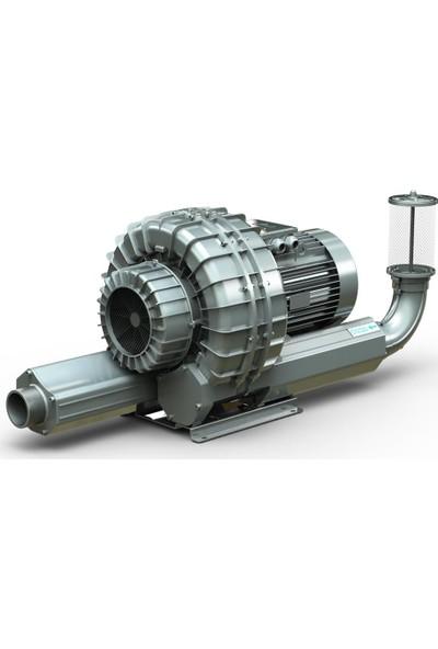 Tmm Blower Hava Motoru 2.2 Kw Ej 6 Kbz Trifaze 250 M3/h