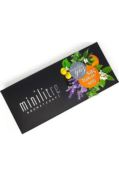 Minilitre Saç Bakım Yağı Seti 50 ml