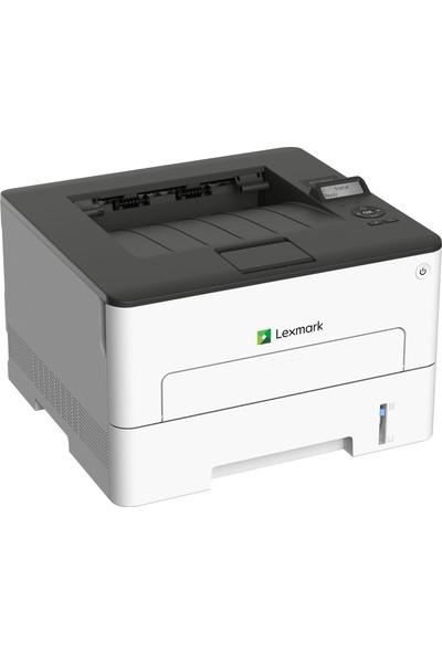 Lexmark Lazerjet B2236DW Dublex Wi-Fi Network Lazer Yazıcı + Lexmark 3000 Sayfa Siyah Toner B22500