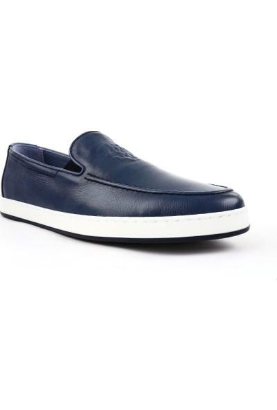 DGN 1909 Erkek Spor Üzeri Armalı Sneakers Ayakkabı 20Y