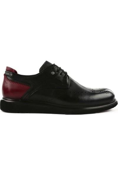 DGN 2006 Erkek M Model Lazerli Bağcıklı Sneakers Spor Ayakkabı 20Y