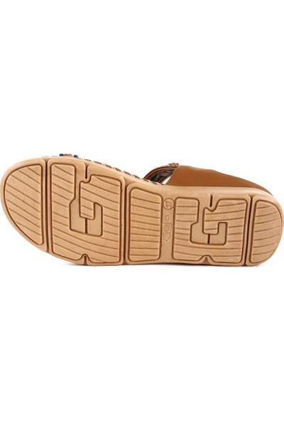 Guja 20Y150-10 Kadın T-Strap Sandalet