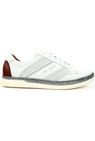 DGN 3308 Erkek Bağcıklı Poli Jutlu Taban Ayakkabı 20Y