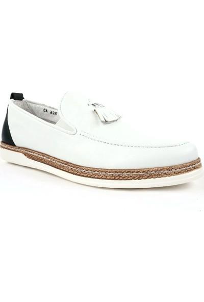 DGN C625 Erkek Püsküllü Soft Urban Loafer Ayakkabı 20Y