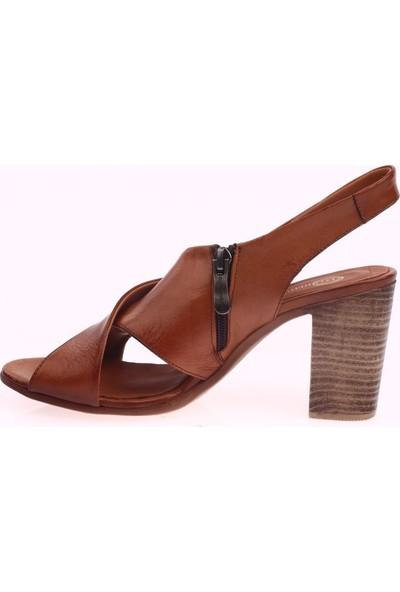 Mamma Mia D20Ys-1050 Kadın Sandalet Ayakkabı 20Y