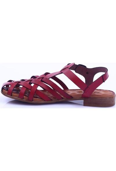 Mamma Mia D20Ys-1140 Kadın Sandalet Ayakkabı 20Y