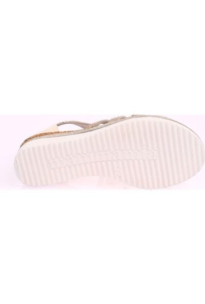 Mamma Mia D20Ys-1315 Kadın Sandalet Ayakkabı 20Y