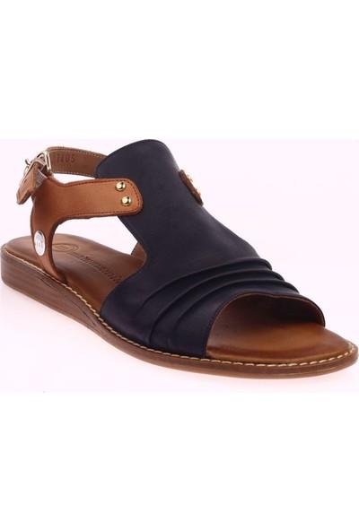 Mamma Mia D20Ys-1405 Kadın Sandalet Ayakkabı 20Y