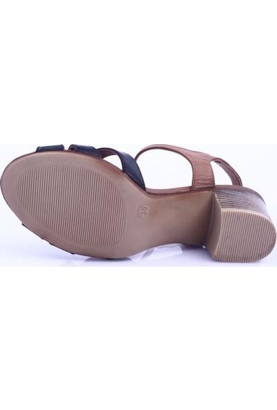 Mamma Mia D20Ys-1570 Kadın Sandalet Ayakkabı 20Y