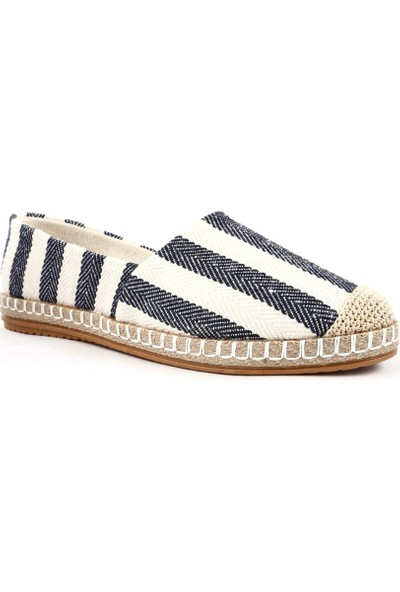 DGN 601 Kadın Espadril Ayakkabı 20Y