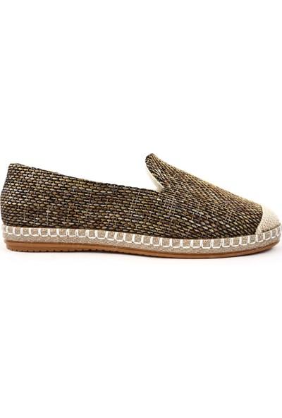 DGN 602 Kadın Espadril Ayakkabı 20Y