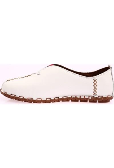 Messimod H20Y2901 Kadın Soft Çarık Ayakkabı 20Y