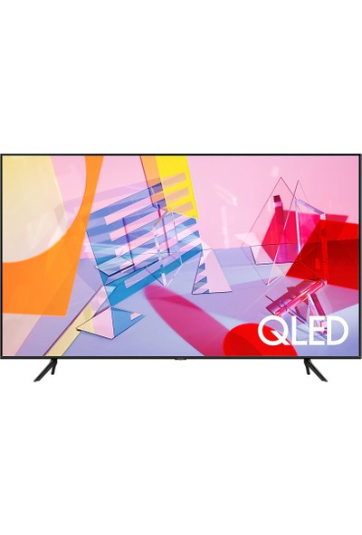 "Samsung 50Q60TA 50"" 125 Ekran Uydu Alıcılı 4K Ultra HD Smart QLED TV"