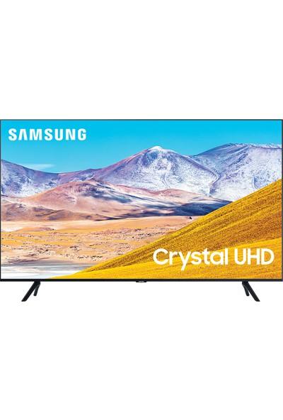 """Samsung 75TU8000 75"""" 189 Ekran Uydu Alıcılı Smart 4K CRYSTAL UHD TV"""