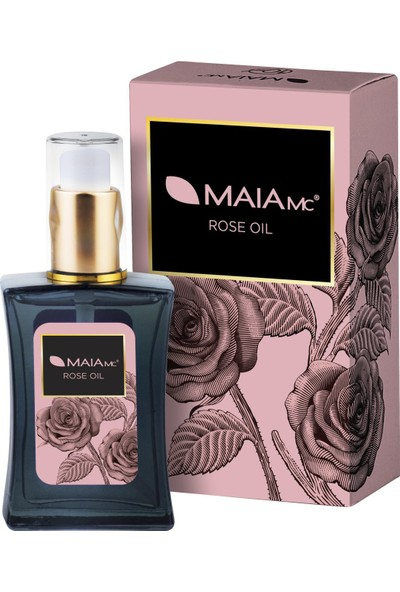 Maia Mc Gül Yağı 50 ml