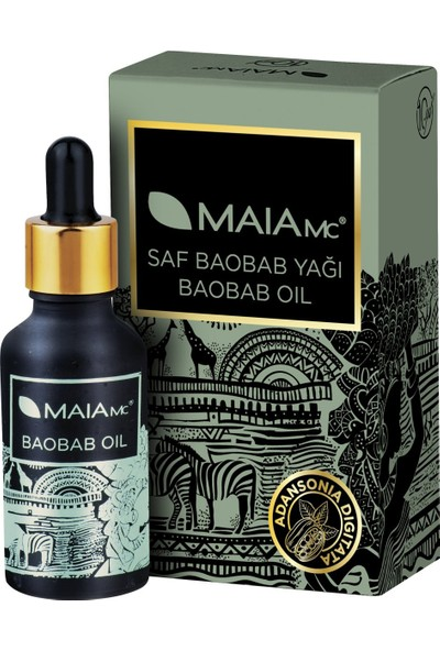 Maia Mc Saf Baobab Yağı 30 ml