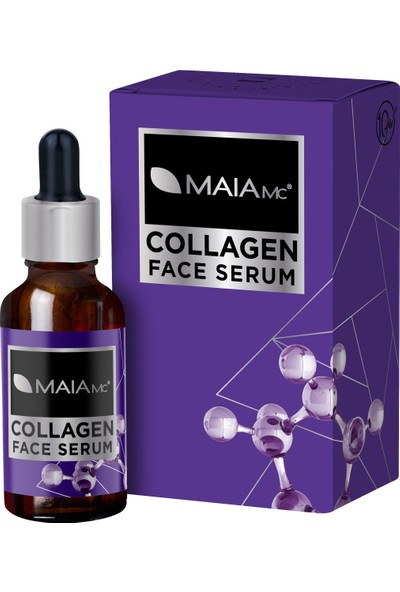 Maia Kolajen Yüz Serumu Collagen Face Serum 30 ml Collagenface