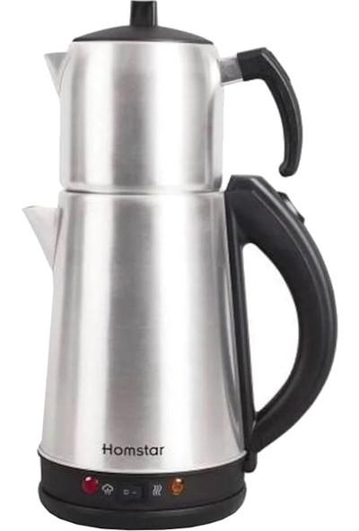 Homstar HS-K5000 Çaycım Çelik Çay Makinesi