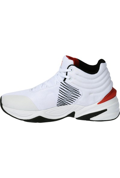 Jump 24774 Günlük Erkek Basketbol Ayakkabı Beyaz