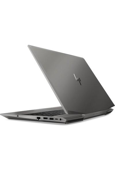 """HP ZBook 15V Intel Core i7 9750H 16GB 512GB SSD Quadro P630 Windows 10 Pro 15.6"""" FHD Taşınabilir Bilgisayar 1J3Q3EA"""