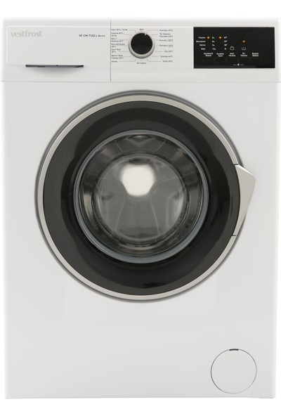 Vestfrost VF CM 7102 L A+++ 7 kg 1000 Devir Çamaşır Makinesi