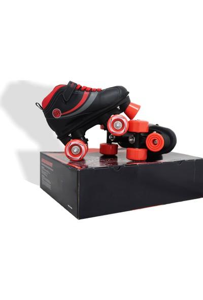 ToyseToys 4 Tekerlekli Quad Paten Çocuk Pateni 34 Numara