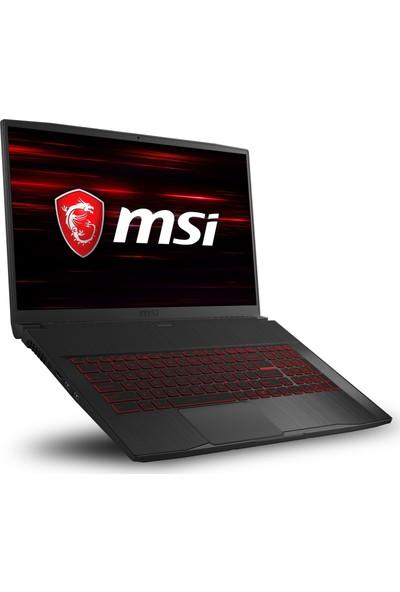 "MSI GF75 Thin 10SCSR-091XTR Intel Core i7 10750H 512GB SSD GTX1650 Ti Freedos 17.3"" FHD Taşınabilir Bilgisayar"