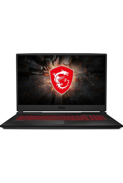 "MSI GL75 Leopard 10SER-256TR Intel Core i7 10750H 16GB 512GB SSD RTX 2060 Windows 10 Home 17.3"" FHD Taşınabilir Bilgisayar"
