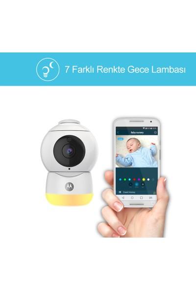Motorola PEEKABOO Gece Lambalı FULL HD Wİ-Fİ Dijital Bebek Kamerası